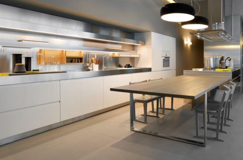 Beautiful Luci Sottopensili Cucina Pictures - Ameripest.us ...