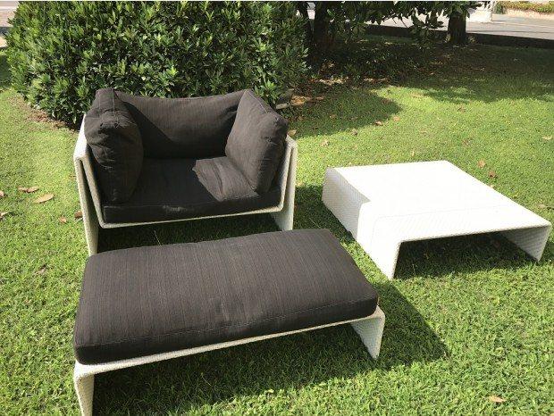 Relax area Dedon Outdoor