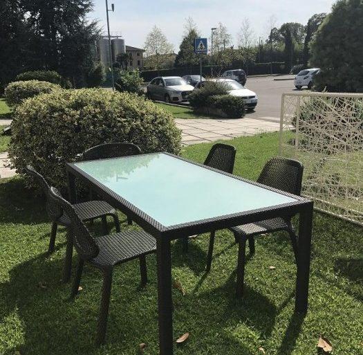 Tavolo e sedie Dedon Outdoor